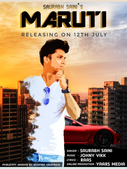 Maruti sung by Saurabh Saini
