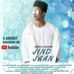 Jind Jaan - Robin Nahar sung by 91 PRO ENTERTAINMENT