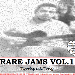 99 Years (take 1) ToothpickTony & Mike R sung by Anthony Savundra..