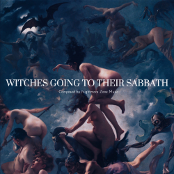 Dark Music: Witches Going to Their Sabbath sung by Sheila Bugal