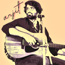Black and white sung by Arjit Sahai