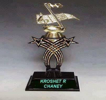 Kroshet Chaney, AWARDS