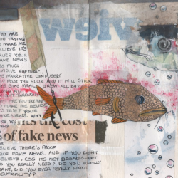Fake News sung by The Reeds