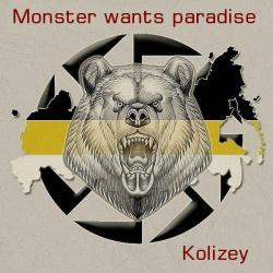 Monster wants paradise(RMX) sung by KOLIZEY OFFICIAL