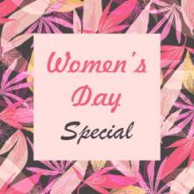 Womens Day Special