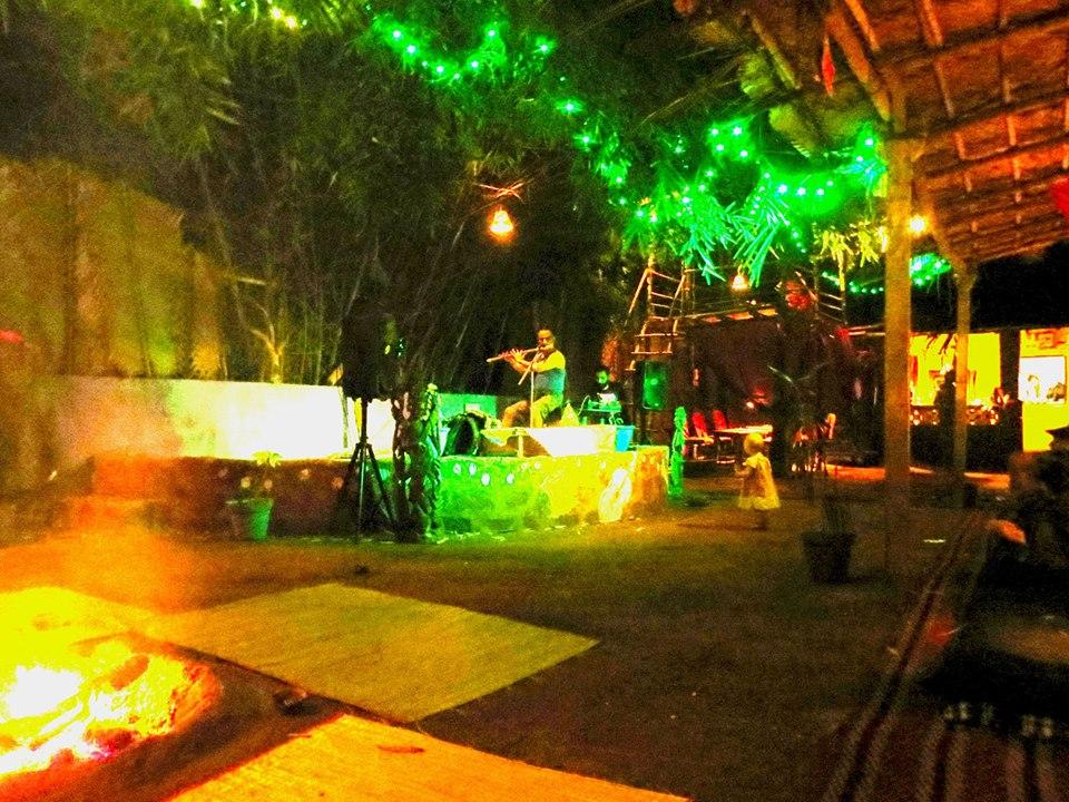 FluteFreedom MOOGI, Live at Organic Vibe Cafe - Goa