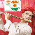 Jana Gana Mana   sung by FluteFreedom MOOGI