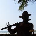 Summer time Improvisation & Beat Box 23 02 2013 sung by FluteFreedom MOOGI