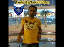 Tanha By Saboor Khan sung by Saboor Khan