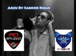 Arzu By Saboor Khan sung by Saboor Khan