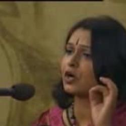 Mehsoos Karoge To Guzar Jaoge Jaan Se... sung by Bharathi Vishwanathan
