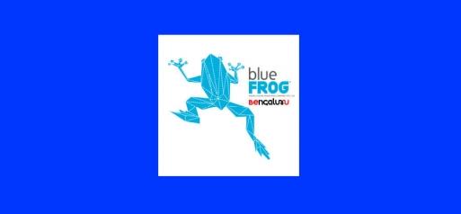 Perform : Blue Frog Bangalore