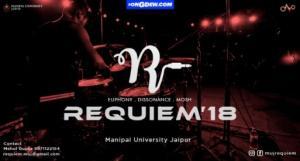 Requiem: War Of Bands, Manipal University Jaipur