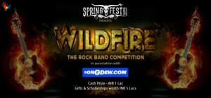 Battle Of Bands: Wildfire, IIT KGP