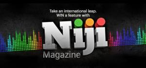 Niji-UK's Best Music Magazine Has A Spot For You