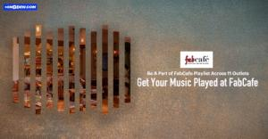 License Your Music With FabCafe